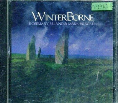 *還有唱片行* WINTER BORNE / ROSEMARY BELAND & MARK BRACK 二手 Y4363