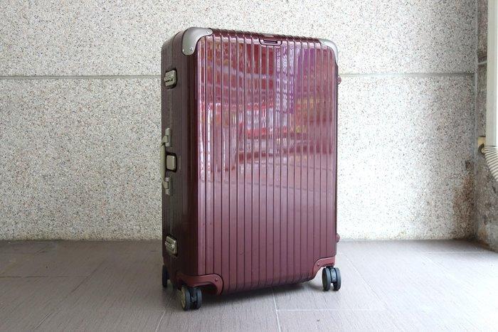 【台中青蘋果】RIMOWA Limbo 中大型四輪旅行箱 88173344 #41117