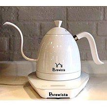 【附發票】 Brewista 600ml 全白 智能溫控 電熱壺 手沖壺 細口壺 ✨PLAY Coffee✨