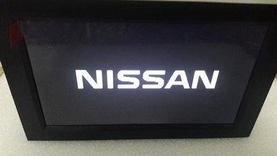 日產 NISSAN X-TRAIL X翠 2006 原廠螢幕 + 全新面板 主介面 黑色