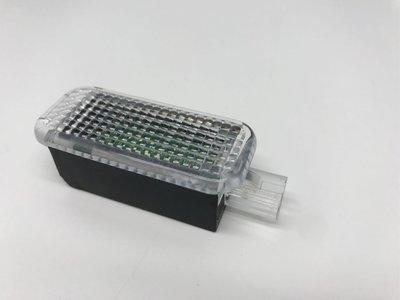 VW福斯 AUDI 奧迪 GOLF TIGUAN 原廠LED室內腳燈 腳窩燈