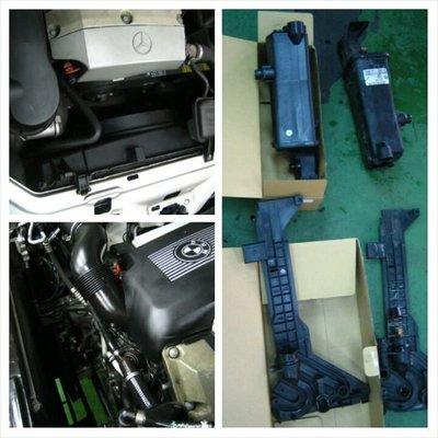 BMW水箱 冷氣風扇安裝E36 E46 E90 E91 E92 318 320 323 325 330 335 E39 E60 F10 F11 F07 520 520D 523 525 528 530 535