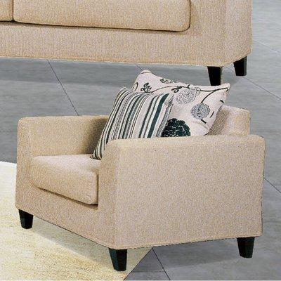 【優比傢俱生活館】19 便宜購-B10米色花布1人/一人/單人沙發 SH710-2
