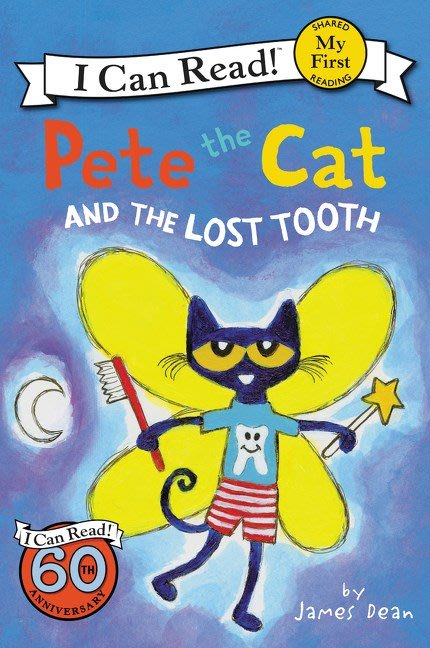 *小貝比的家*ICR:PETE THE CAT AND THE LOST TOOTH /MY FIRST/平裝/3~6歲