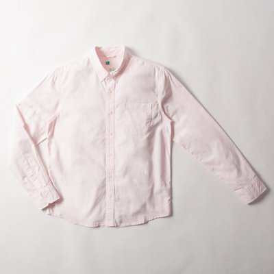 【YOYOGI PLUS】ADLIB - Oxford Shirt (ST421) 粉