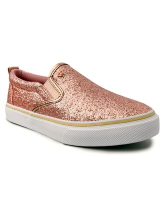 Juicy Couture Charmed Slip-On Sneaker 4/18止