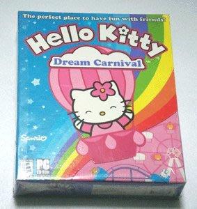 *【幼兒教育CD-ROM】小pen *Hello Kitty dream carnival*凱蒂貓夢之旅~免運費