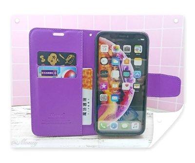muni 3C 配件 Samsung J6 (潮系小羊皮-帶扣) 側掀 翻蓋 保護殼 磁扣 軟殼 插卡 手機皮套
