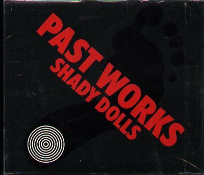 K - PAST WORKS - Best Album SHADY DOLLS - 日版 BOX CD