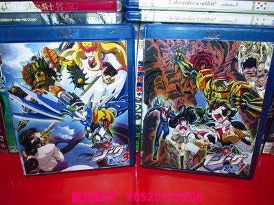 PS3/PS4/BD/藍光影片 卡通動畫 -鋼鐵吉克(鋼鐵神杰克)全4張 25G*4 繁體中字