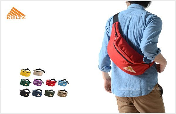 WaShiDa PLUS+【 日本 KELTY KELTY MINI FANNY 腰包 側背包 】 現貨 2591825