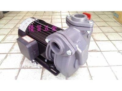 ╭☆優質五金☆╮春井 1HP X1吋  單相 自吸式離心泵浦 陸上型抽水機 高速抽水機 井用 春井馬達