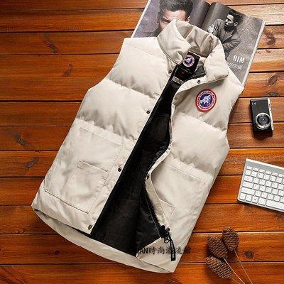 現貨 實拍 800976 Canada goose 大鵝馬甲男冬季 2019新款立領保暖加厚寬鬆外套