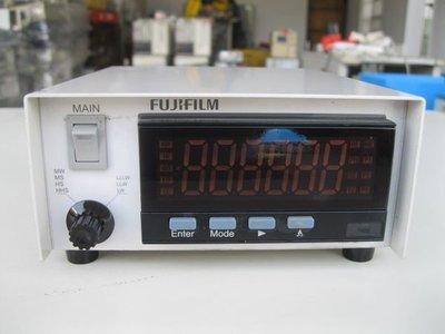 FUJIFilm 專用顯示器 電流表 electrical rating FPL-Σ