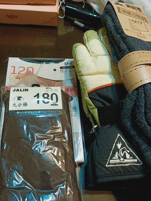 毛襪,絲襪