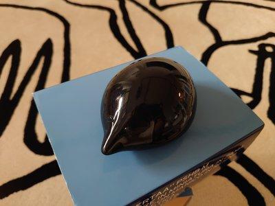 「斷捨離 出清拍賣」全新盒裝 ALESSI刺蝟迴紋針磁鐵 黑色