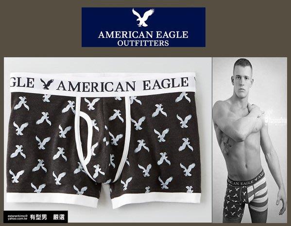 有型男~ AE American Eagle VS CK內褲 Underwear 短版老鷹黑白 XS S M 貝克漢