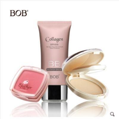 【優上精品】BOB 彩妝初學者裸妝聚美優品美妝彩妝盒花容月貌套裝全套組合(Z-P3190)