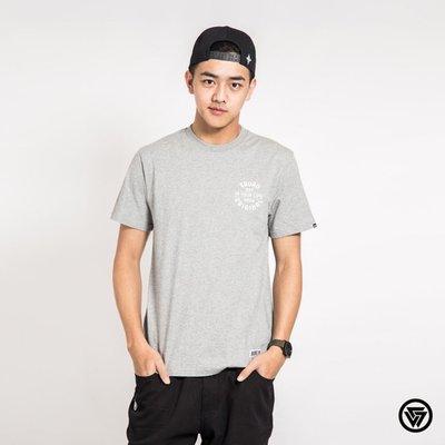 (MARVELOUS) SQUAD Life Slogan T-Shirt 生活標語T-Shirt 灰色