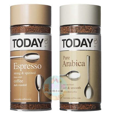 *貪吃熊*德國 當代 CAFEA TODAY 咖啡 濃縮咖啡 阿拉比卡咖啡 cafea咖啡 咖啡粉 德國咖啡 即溶咖啡