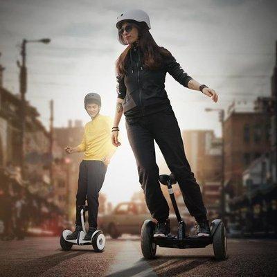 小米九號平衡車智慧體感 電動藍芽騎行遙控代步車雙輪   YXS