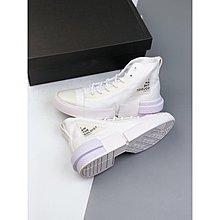 Converse CX Disrupt x thesoloist 機能解構sacia 雙層後跟設計理念 個性時尚帆布鞋