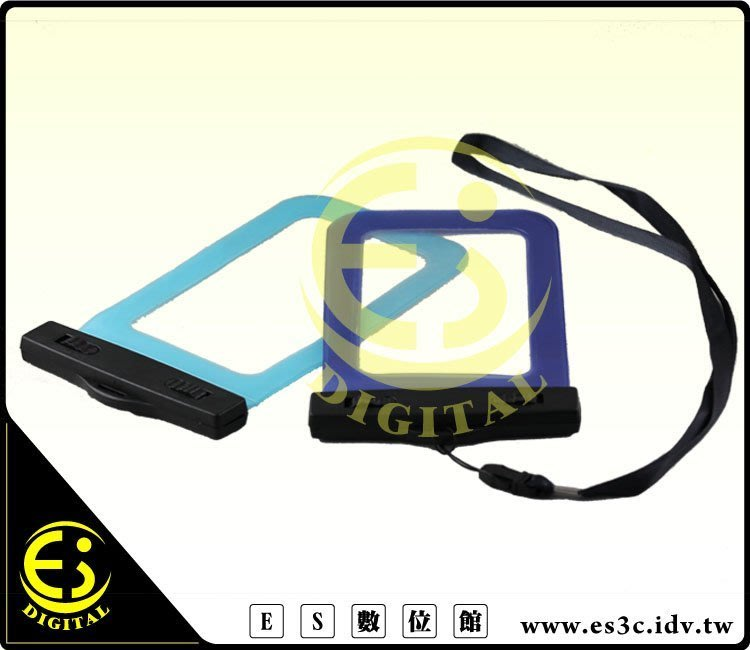 ES數位 PDA GPS MP4 手機等自行車 機車 專用 防摔 防水套