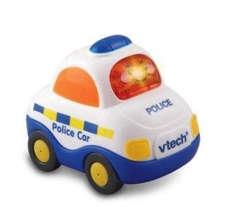 【小糖雜貨舖】英國 Vtech 嘟嘟車系列 - 警車