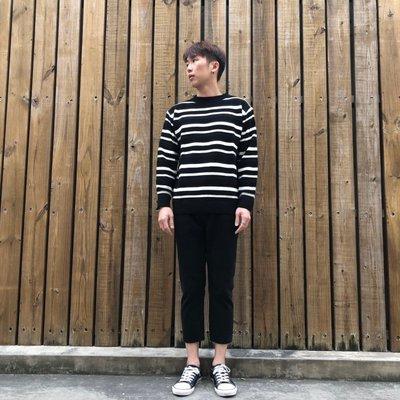 【inSAne】Korea Select / 針織 / 毛衣 / 單一尺寸 / 條紋