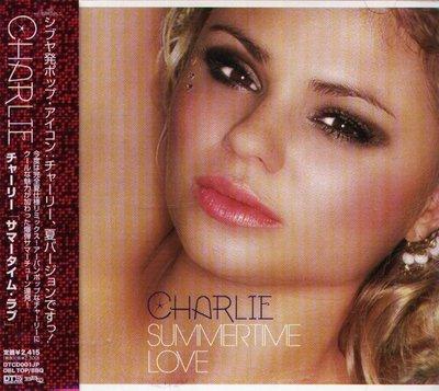 K - Charlie - Summertime Love - 日版 +2BONUS