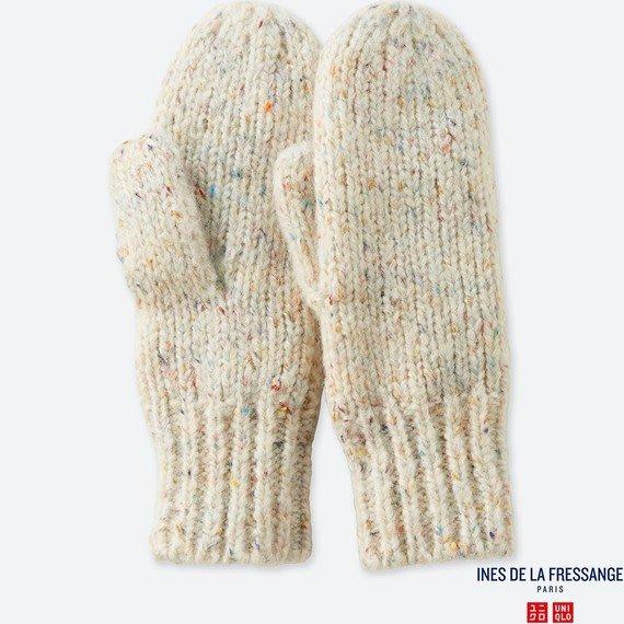 UNIQLO x INES DE LA FRESSANGE PARIS 聯名針織手套