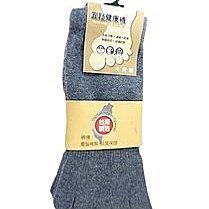 【2雙】S-SOCKs-五指襪素面系列-中長襪子-男女適用 /短襪/棉襪/女襪/男襪/學生襪/長襪/船型襪/隱形襪/毛襪