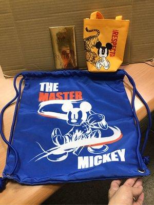 全新現貨7-11 2020金鼠年福袋 Mickey米奇 後背包+米奇武林造型小提包+紅包袋