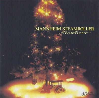 珍藏版二手CD ~ Mannheim Steamroller﹝Christmas﹞