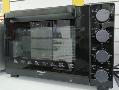 Panasonic國際牌32L烤箱 NB-H3202高雄市店家