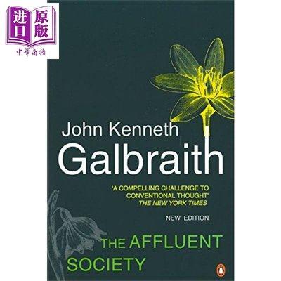 Affluent Society (New Ed) 英文原版 小康社會(新版) Galbraith John Kenne