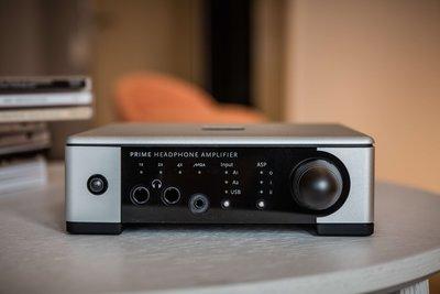 (新品平輸) Meridian Prime Headphone Amplifier 解碼耳放一體機
