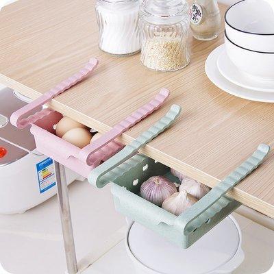廚房 收納 多用冰箱收納架保鮮隔層抽屜隔板層架廚房用品用具廚房置物架