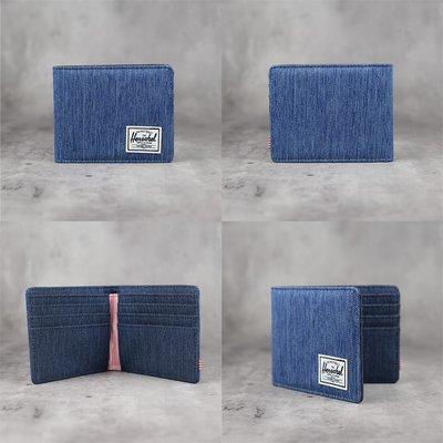 Herschel Roy Wallet RFID 皮夾 Faded Denim 10363-02730-OS