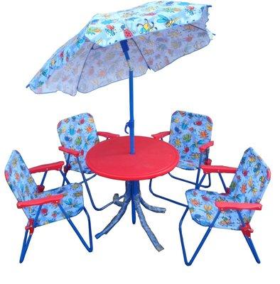 【現貨特賣】兒童戶外折疊桌椅組