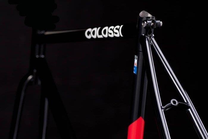 【 高雄 CAVALLI 單速車專賣店 】荷蘭COLOSSI RAMBLER車架 Columbus Zona管材(客製化