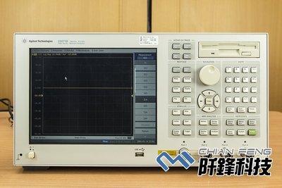 【阡鋒科技 專業二手儀器】安捷倫 Agilent E5071B 300kHz-8.5GHZ 4ch. 網路分析儀