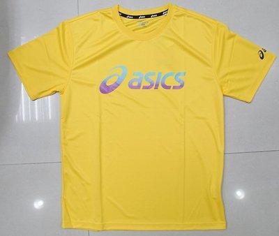 *世偉運動精品* 亞瑟士 K31601-08另有其他顏色 漸層大LOGO 排汗衣