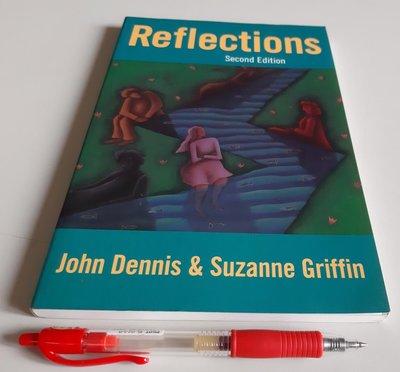 英文閱讀理解 批判性思考 Reflections 第二版 【全新】