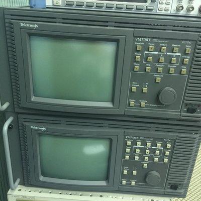 【弘燁科技】太克 Tektronix  VM700T Video Measurement Set /維修另計