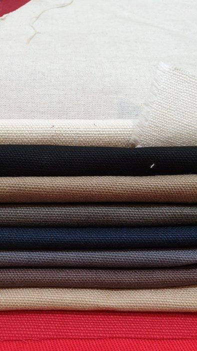 [Y0012-1]布料  12盎帆布 幅寬5尺 純棉10色現貨供應 以碼計價