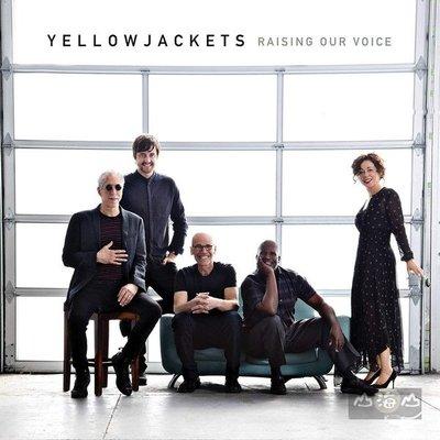 聲樂美意 Raising Our Voice / 黃夾克樂團 Yellowjackets ---MAC1137