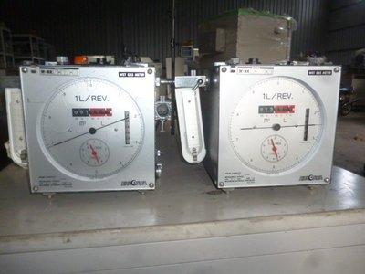 日本SHINAGAWA WET GAS Meter W-NK 氣體流量計