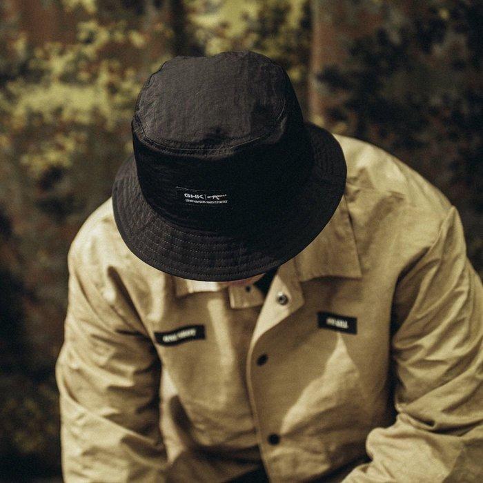 "GHK ""Veteran Collection"" Logo Bucket Hat 漁夫帽"