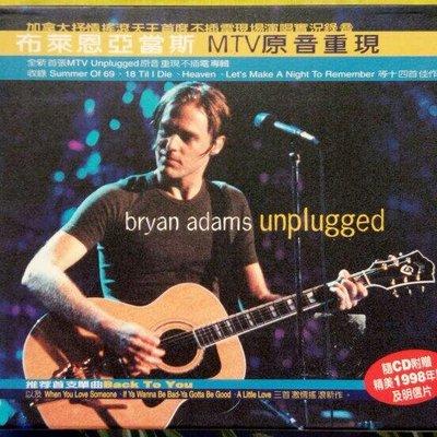 BRYAN ADAMS UNPLUGGED